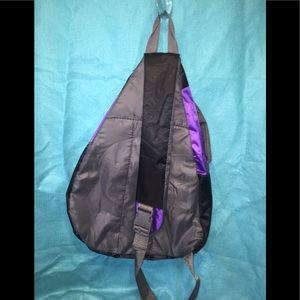 Bags - Metropack Over The Shoulder Back Pack